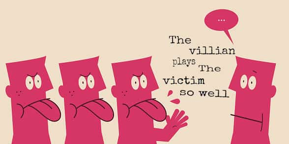 Lagi Trend : Playing The Victim