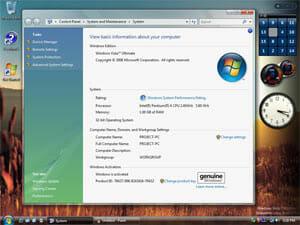 Desktop Vista