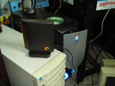 FreeAgent Desktop 2