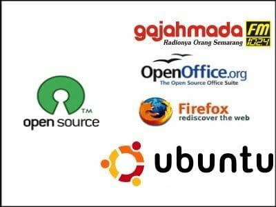 Gajahmada FM Goes to Open Source