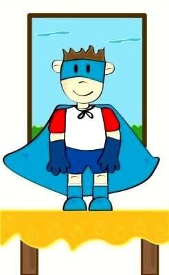 super hero junior